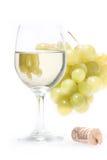 De wijn van het glas Royalty-vrije Stock Afbeelding