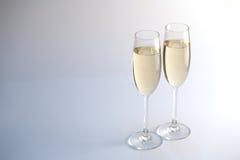 De wijn van Sparkeling Stock Afbeelding