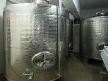 De wijnmakerij van prinsStirbey, Roemenië royalty-vrije stock fotografie