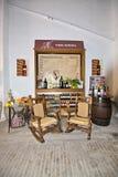 De wijnmakerij van Vinsnadal Stock Foto's
