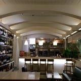 De wijnruimte Royalty-vrije Stock Foto's