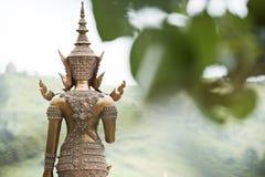 De wijsheid van Boeddhisme stock afbeelding
