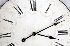 De wijzerplaat van het horloge Royalty-vrije Stock Foto
