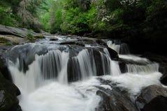 De wilde & ToneelCascades van de Rivier Chattooga Royalty-vrije Stock Fotografie