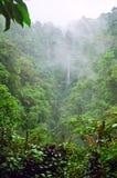 De wildernis van de berg Stock Afbeeldingen