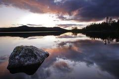 In de wildernis van Zweden Royalty-vrije Stock Afbeelding