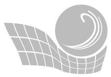De wind van de energie Royalty-vrije Stock Fotografie