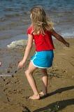 De Wind van de zomer Royalty-vrije Stock Afbeelding