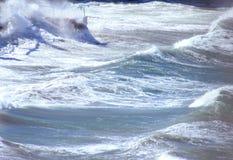 De wind van Marseille Stock Afbeelding