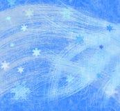 De windachtergrond van de winter stock afbeeldingen