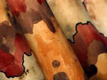 De Windchimes cierre para arriba Imagen de archivo libre de regalías