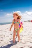 De winderige zomer royalty-vrije stock fotografie