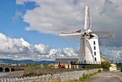 De Windmolen van Blennerville, Blennerville (Tralee), Irel Royalty-vrije Stock Afbeeldingen
