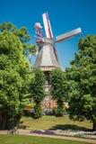 De Windmolen van Bremen Stock Foto