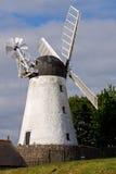 De Windmolen van Fulwell Stock Afbeelding