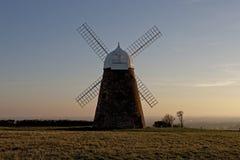 De Windmolen van Halnaker Royalty-vrije Stock Afbeelding