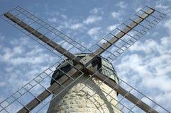 De windmolen van Montefiori Stock Foto