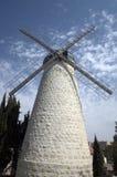 De windmolen van Montefiori Stock Foto's