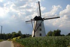 De windmolen van Vlaanderen Royalty-vrije Stock Afbeelding