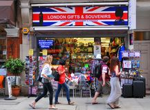 De winkel van de herinnering Stock Foto