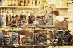 De winkel van de herinnering in Berlijn Royalty-vrije Stock Foto's