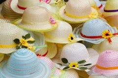 De winkel van de hoed Royalty-vrije Stock Foto