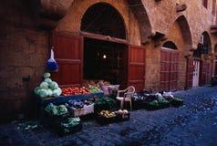 De winkel van de kruidenierswinkel Royalty-vrije Stock Afbeelding