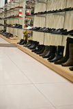De winkel van de schoen Royalty-vrije Stock Fotografie
