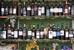 De Winkel van de wijn Royalty-vrije Stock Afbeelding