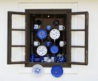 De winkel van het aardewerk Royalty-vrije Stock Fotografie