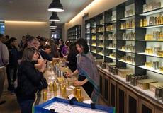 De Winkel van het Fragonardparfum Royalty-vrije Stock Afbeeldingen