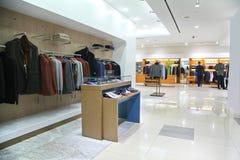 De winkel van kleren `s royalty-vrije stock foto