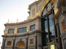 De winkels van het Forum Stock Afbeelding