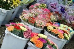De winkelzaken van de bloem Royalty-vrije Stock Foto's