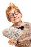 De Winnaar van de loterij Stock Foto's