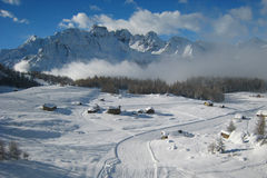 De winter stock foto's