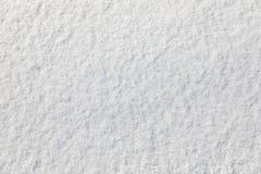 De winter achtergrondtextuur met sneeuw Stock Foto's