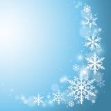 De winter background vector illustratie
