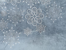 De winter backrounds stock illustratie