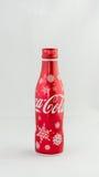 2015 de Winter Beperkte Coca Cola Design Stock Afbeeldingen