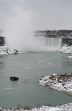 De winter in Canada Stock Foto's