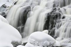 De winter, de Dalingen van de Band Royalty-vrije Stock Afbeelding