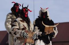 De winter die Carnaval 20 beëindigen stock afbeelding