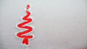 De winter en Kerstmisachtergrond stock fotografie