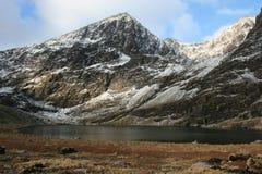 De winter in Ierland royalty-vrije stock afbeelding