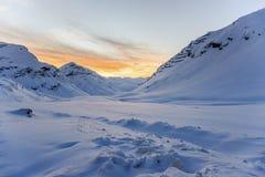 De winter in Julier - Pas royalty-vrije stock foto's