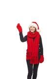 De winter, Kerstmis, vakantieconcept Stock Fotografie