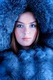 De winter Qween Royalty-vrije Stock Afbeeldingen