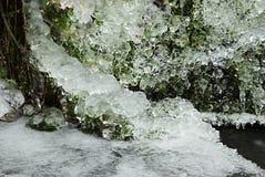 De Winter van het kristal royalty-vrije stock afbeelding