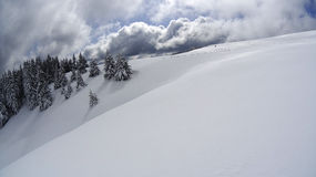 De winterberg Stock Foto's